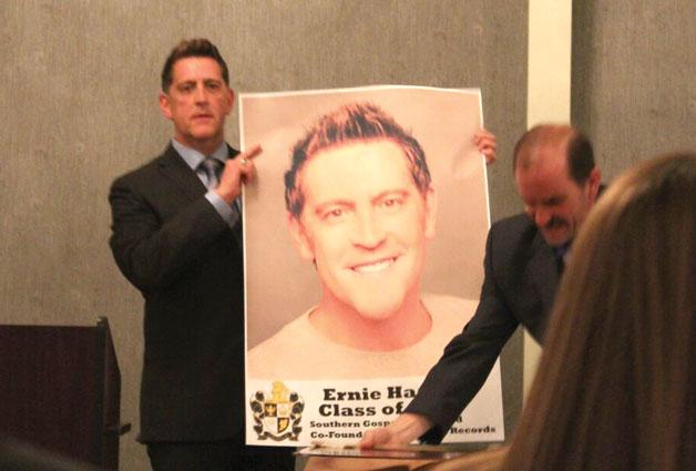 Ernie Haase Named Castle High School Legend