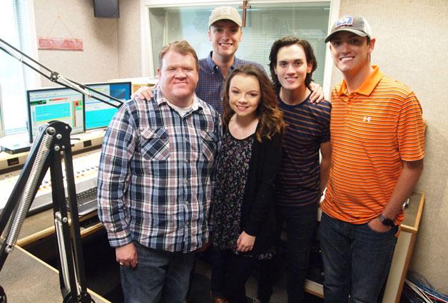 The Erwins on Singing News Radio - Part 3