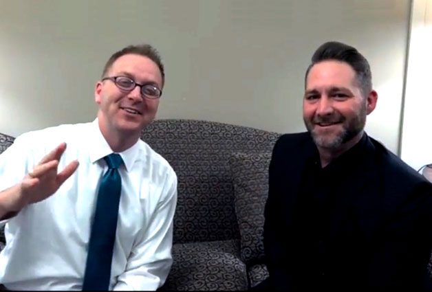 Paul Harkey - On The Couch With Fouch