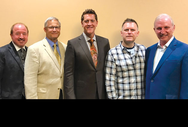 StowTown Records Announce the Addition of Southern Gospel Group The Guardians