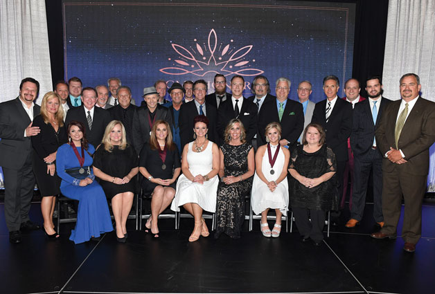 The Nelons Inducted Into The GMA Gospel Music Hall Of Fame