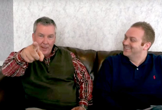 Randy Byrd – On The Couch With Fouch