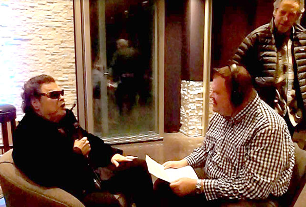Ronnie Milsap At Singing News Radio-Part 1