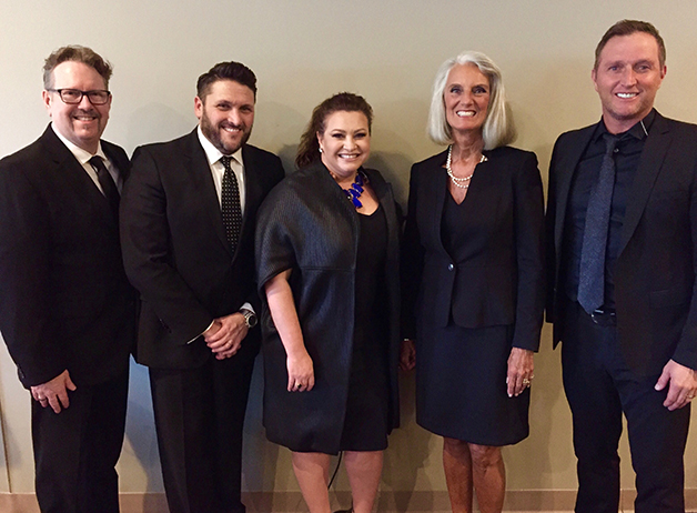 Cana's Voice Takes Center Stage at National Day of Prayer Dinner