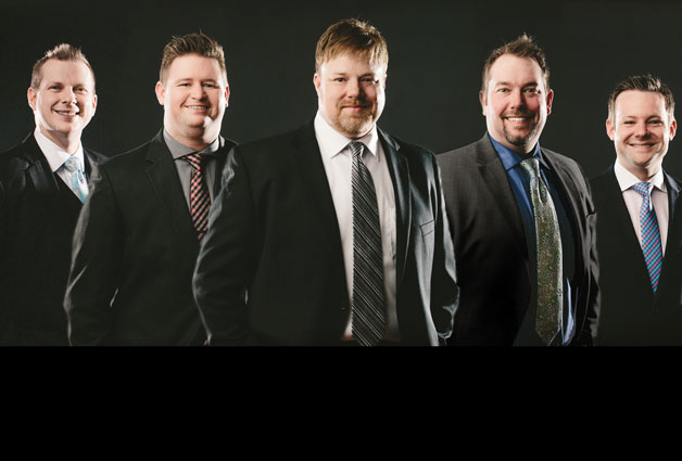 Gold City Quartet To Be Inducted Into GMA Hall Of Fame