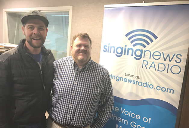 Jason Crabb at Singing News Radio—Part 1
