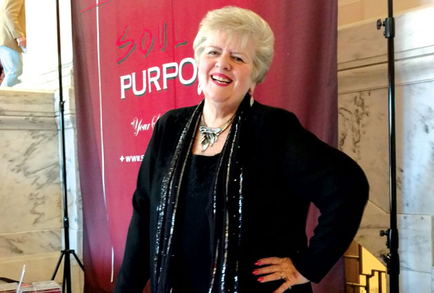 Judy Clapsaddle of Soul Purpose Quartet Passes Away