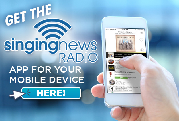 Take Singing News Radio With You Wherever You Go