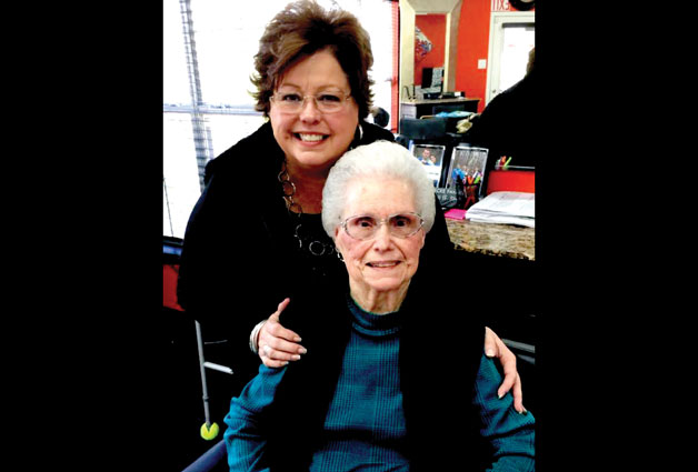 Mother Of Sue Dodge Passes Away