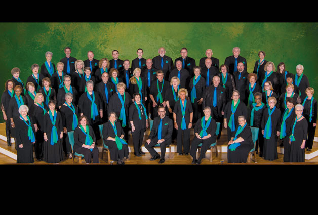 Southern Gospel Media Signs the Wilmington Celebration Choir
