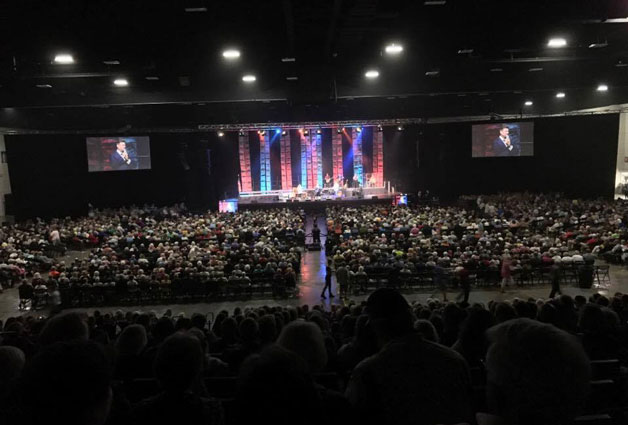 Annual Singing In The Sun Now Under Way This Week At The Myrtle Beach Convention Center