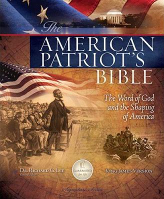 KJV American Patriots Bible