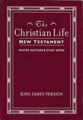KJV Christian Life New Testament