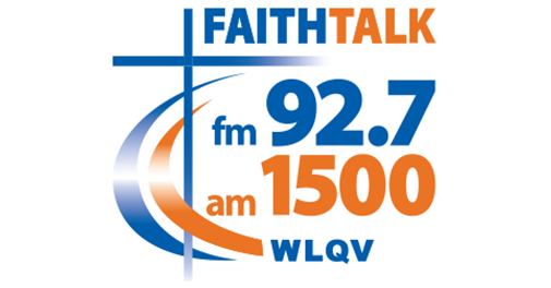 Christian Radio Station Logo Station name