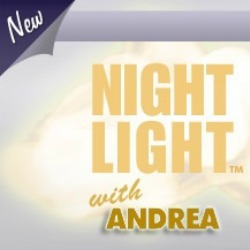 Night Light with Andrea
