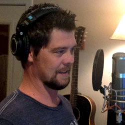 [CCM Magazine] In The Studio with... Jason Crabb
