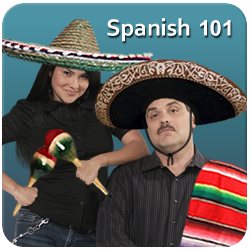 Family Friendly Morning Show - Spanish 101