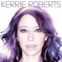 Kerrie Roberts Nominated for New Artist and Female Vocalist of the Year
