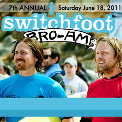 SWITCHFOOT Announces 7th Annual BRO-AM June 18