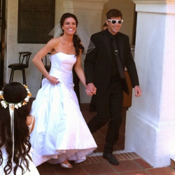 Rebecca St. James Married This Weekend in San Diego