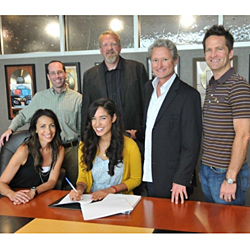 Moriah Peters Joins Provident Label Group Family of Artists