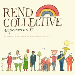 "Rend Collective Experiment Releases ""One of the Top Worship Albums Ever Made"""