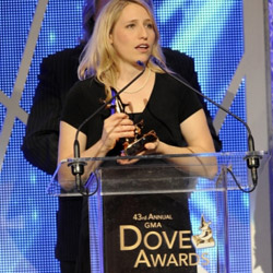 Adored Blessings Songstress Laura Story Crowns Incredible Year With Four Dove Award Wins