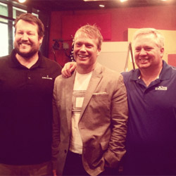 Charles Billingsley Radio Visits With Rick & Bubba, WDJC