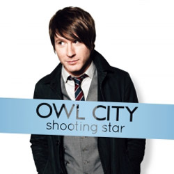 Owl City to Release Shooting Star EP on Tuesday, May 15th