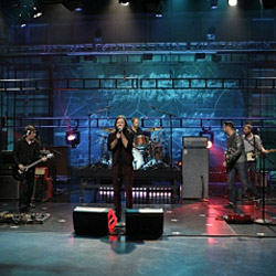 "Third Day on ""The Tonight Show With Jay Leno"""