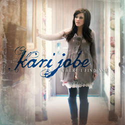 Kari Jobe Receives First GRAMMY Nomination Rounding Out A Great 2012