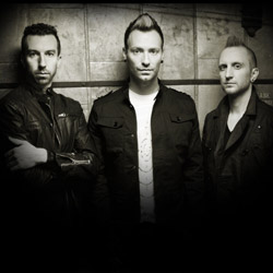 "THOUSAND FOOT KRUTCH ""War Of Change Tour"" Launches Across The U.S. Feb/Mar 2013"
