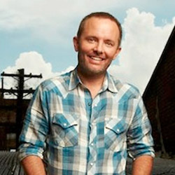 Chris Tomlin To Appear on 'Fox & Friends' & Various Network Affiliates Jan. 24