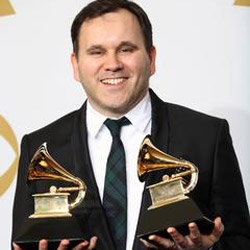 sixstepsrecords' Matt Redman Wins Two Grammy® Awards