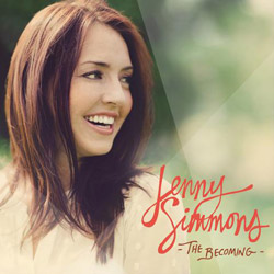 Jenny Simmons Releases &amp;quot;Immaculately Crafted&amp;quot; Debut, 'The Becoming'