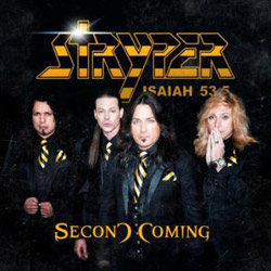 Iconic Christian Rockers Stryper Sign to Frontiers Records for Multi-Album Deal