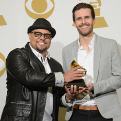 "Israel & New Breed's ""Your Presence Is Heaven"" Receives GRAMMY Award"