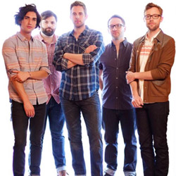 "Sanctus Real Hits No. 1 At Radio With ""Promises;"" Album Hits Top 5 On Charts"