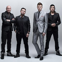 "Building 429 Honored With ""2013 Billboard Award"" Nomination For Top Christian Song ""Where I Belong"""