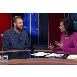 Hillsong UNITED's Joel Houston Appeared on FoxNews LIVE