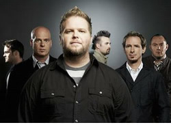 MercyMe Celebrates Billboard Music Award Nomination