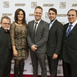 Matthew West Takes Home ASCAP's Christian Music Songwriter/Artist of the Year Award