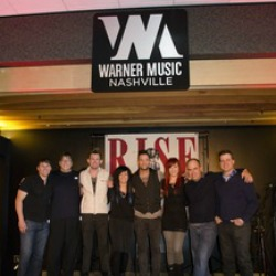 Skillet Raises Anticipation For Upcoming Studio Release at Warner Music Nashville Event