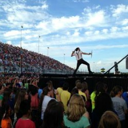 FOR KING & COUNTRY IS A SELL-OUT AT CHARLOTTE MOTOR SPEEDWAY!