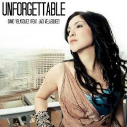 """Jaci Velasquez records """"Unforgettable"""" with father, David Valesquez"""