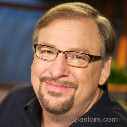 Pastor Rick Warren on Piers Morgan Tonight