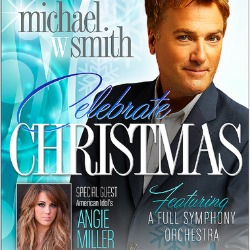 Michael W Smith Announces Christmas Tour