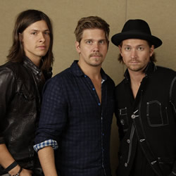 NEEDTOBREATHE Joins the Line-up of the Macy's Thanksgiving Day Parade