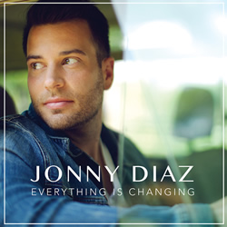 Jonny Diaz to Release New Project, Everything Is Changing, Sept. 18, 2015
