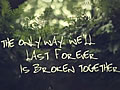 Broken Together [Lyric]